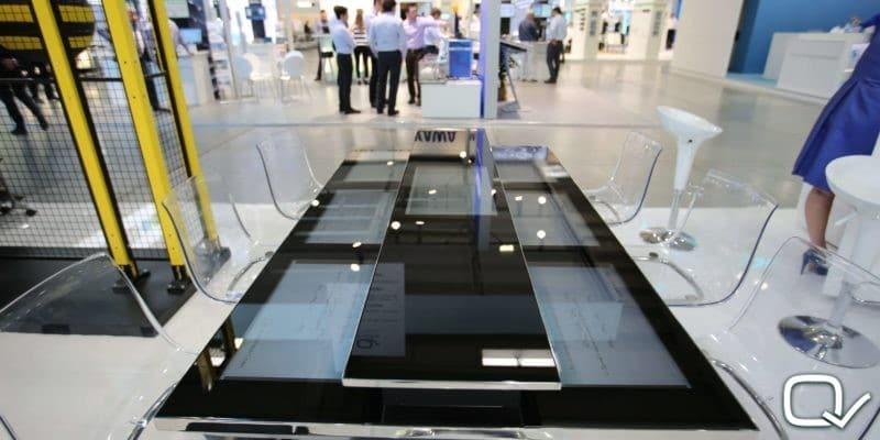 tavolo multimediale pee sps ipc drives