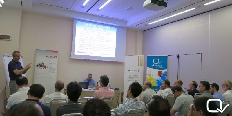 Seminario Quadra srl novità normative 2016